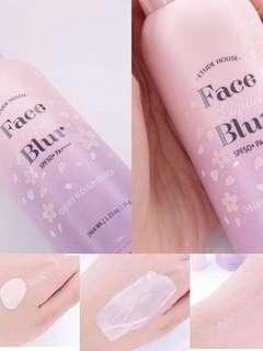 Etude House Face Blur Liquid Cherry Blossom Edition Sampler
