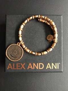 Brand New ALEX AND ANI SARASWATI WRAP BRACELET