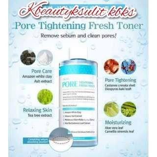 Rire Pore Tightening Fresh Toner 300ml