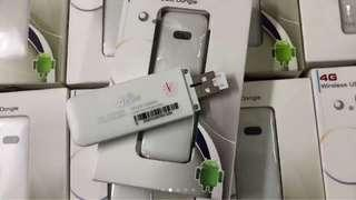 DONGLE 4G ( use sim 4G share wifi )
