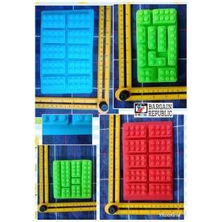 Lego Silicone Mold Bricks Blocks