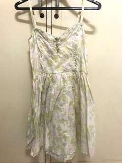 H&M flora dress