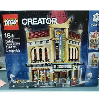 MISB 全新 Lego 10232 Creator 系列 Palace Cinema 皇宮戲院 (100%靚盒)