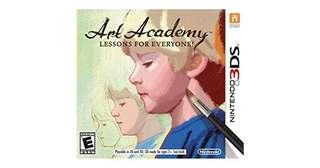 WTB art academy 3DS US ver
