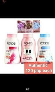 Authentic Ponds BB Powder