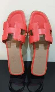 🚚 Hermes sandal