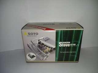 SOTO 熱賣蜘蛛爐 ST-310