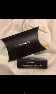 🚚 M.A.C 冰淇淋唇膏