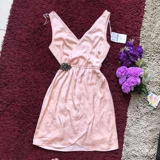 Zara Bejewelled dress