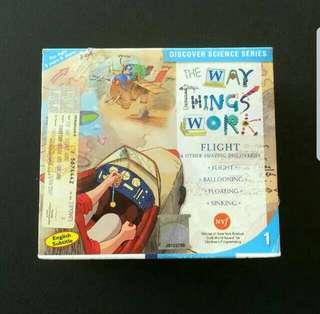 NEW VCD - The Way Things Work #TRU50