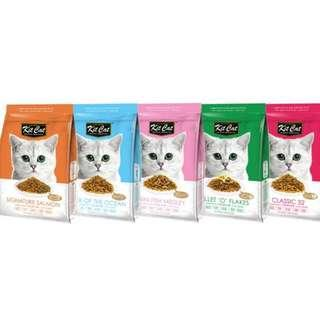 Premium Cat Food (Kit Cat)