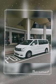 Hyundai Starex Royale 2.5 Turbo Diesel