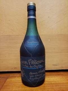 法國黄金葡萄老珍妃大香檳干邑700ml