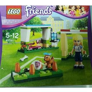 MISB 全新 Lego 41011 Friends 系列 Stephanie's Soccer Practice (100%靚盒)