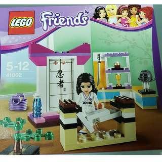 MISB 全新 Lego 41002 Friends 系列 Emma's Karate Class (100%靚盒)