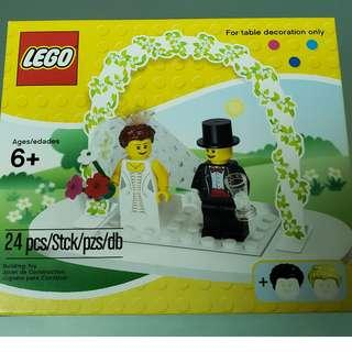 MISB 全新 Lego 853340 Wedding 結婚 系列 Bride and Groom (100%靚盒)