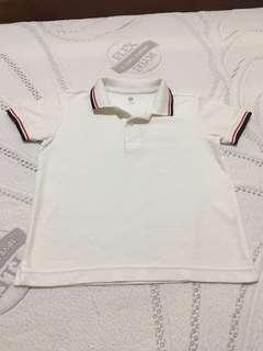 Uniqlo Polo Shirt White