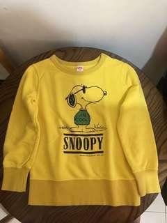 Uniqlo Yellow Sweater/Pull over