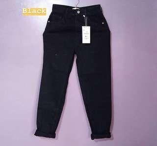 Zara trafuluc mom jeans inspired