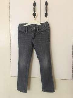 Gap Authentic Skinny Jeans 1969 ( Faded Black )