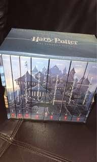 Harry Potter 15th Anniversary Edition Complete Series