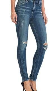 Aritzia Citizens of Humanity Rocket Indie size 23