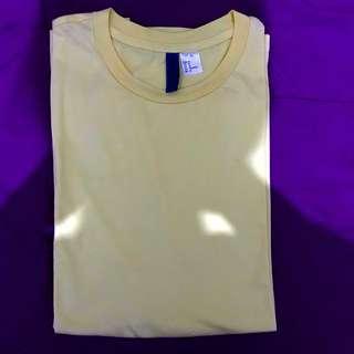 Yellow Tshirt by H&M