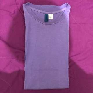 Purple Tshirt by H&M