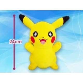 [INSTOCKS] TOREBA Pokemon Pikachu Mania Impression Plushie