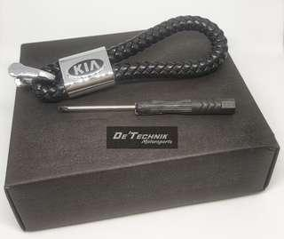 KIA Keychain / Key Ring