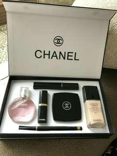 Chanel makeup set