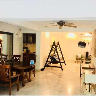 113 DEPOT ROAD PT BLOCK FULLY FURNISHED 5RM FLAT FOR LEASE