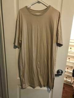 TNA Beige Dress