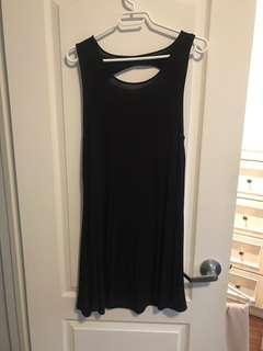 Black Tank Top Dress