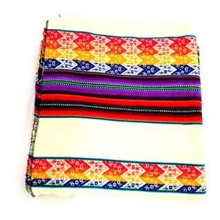 Tablecloth  - Peruvian Andean Manta