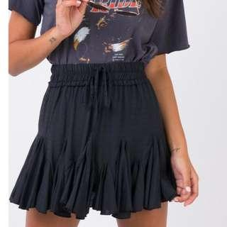 SINCERELY YOURS MINI SKIRT