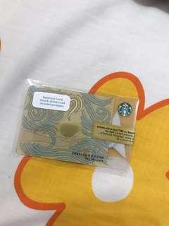 Starbucks PH Card Limited Edition