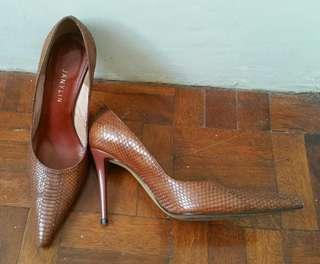 JANYLIN pointed Shoes