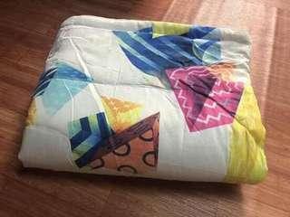 Comforter&curtain