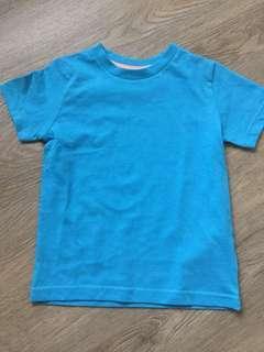 BN toddler Blue T shirt