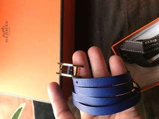 Hermes blue behapi