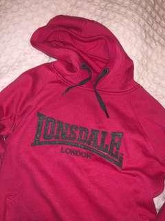 LONSDALE Hoodie Size 12
