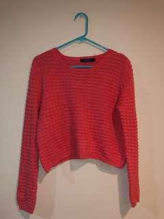 GLASSONS Knit Sweater Size S