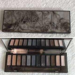 Urban decay smoky palette authentic