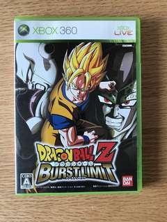 Xbox 360-龍珠Burstlimit