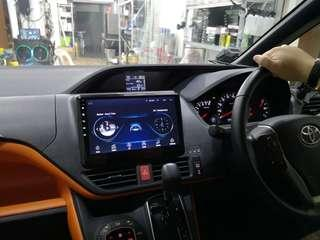 Car andriod player 10.1inch