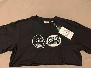Cheap Monday cropped tee