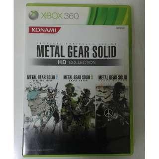 🚚 潛龍諜影 2 3 和平先驅 合輯 XBOX 360 Metal Gear Solid Peace Walker HD