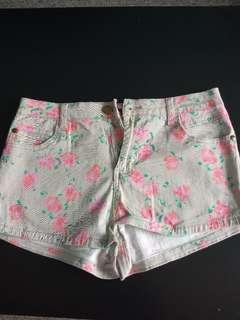 Valley girl shorts