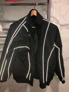 Factorie Windbreaker jacket vintage oversized
